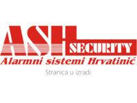 Slika naslovnice sjedišta: Alarmni sistemi Hrvatinić (http://www.ash.hr/)