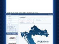 Slika naslovnice sjedišta: INGE d.o.o. - Osobna zaštitna sredstva (http://www.inge.hr)