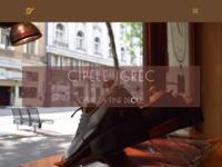 Slika naslovnice sjedišta: Cipele Igrec (http://www.postolar-igrec.hr/)