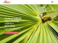 Slika naslovnice sjedišta: Gerbera (http://gerbera.hr/)