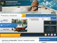 Slika naslovnice sjedišta: Hidros, Osijek (http://www.hidros.hr/)