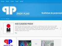Slika naslovnice sjedišta: Profi Plan d.o.o. (http://www.profiplan.hr/)