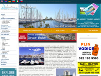 Slika naslovnice sjedišta: Gradski vodič - Vodice (http://www.vodice.net/)