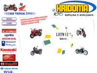 Slika naslovnice sjedišta: Kridoma d.o.o. (http://www.inet.hr/~kridoma/)