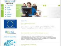 Slika naslovnice sjedišta: Pučko otvoreno učilište - Mencl (http://www.mencl.hr/)