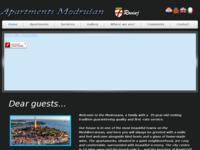 Slika naslovnice sjedišta: Apartmani Modrušan u Rovinju (http://www.modrusan.hr/)