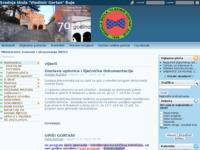 Slika naslovnice sjedišta: Srednja škola Vladimir Gortan Buje (http://www.ss-vgortan-buje.skole.hr/)