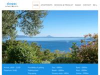 Frontpage screenshot for site: Istra za Vas (http://www.istra4u.com)