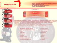 Slika naslovnice sjedišta: Vatrozaštita - servis i prodaja vatrogasnih aparata i opreme (http://www.vatrozastita.hr/)