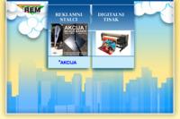 Slika naslovnice sjedišta: REM-B d.o.o. (http://www.reklamnistalci-digitalnitisak.com)