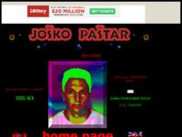 Frontpage screenshot for site: Joško Paštar hompage (http://members.tripod.com/jpastar)
