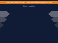 Frontpage screenshot for site: Obiteljska kuća Kosović - Medulin, Istra (http://www.kosovic.com)