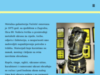 Slika naslovnice sjedišta: Metalna galanterija Vučetić (http://www.metalna-galanterija.hr/)
