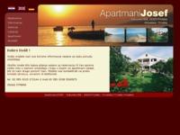 Slika naslovnice sjedišta: Apartmani Josef - Sabunike (http://www.apartmani-josef.com/)