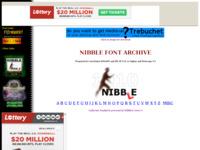 Frontpage screenshot for site: NIBBLE - mrezno okupljaliste (http://members.tripod.com/~na_nibble/)